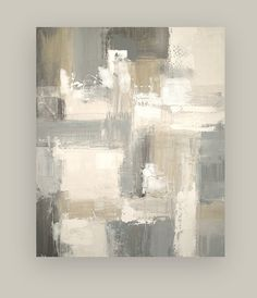 Art Abstract Acrylic Painting Original on by OraBirenbaumArt, $345.00