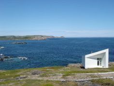 Artist's Studio in Fogo Island, Newfoundland.Contributed by... http://cabinporn.com/post/145761322393