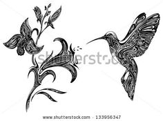 orchid abstract art - Google Search
