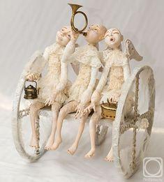 Куклы Надежды Соколовой