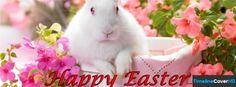 Easter Bunny 1 Facebook Timeline Cover Facebook Covers - Timeline Cover HD