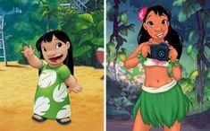 Así serían los personajes de nuestros dibujos animados favoritos si fueran mayores - Página 11