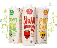 Packaging design fruit