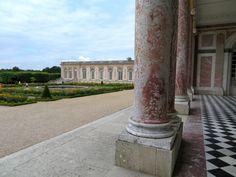 Grand Trianon, Versailles. Photo: WendyJames ~ August 2016
