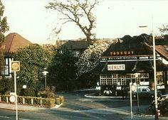 Henlys Garage Northenden