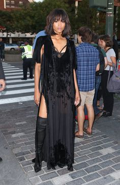 How Ciara Took New York Fashion Week With Downtown Style