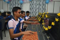 Inauguration of New Computer LAB at Surat Balashram