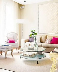 Light Colors Living Room - Interior designs for your home