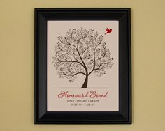 Memorial Gift - Loss of Loved One - Miscarriage - In Memory Of - Sympathy Gift - Homeward Bound Art Print