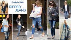 #celebritystyle #rippedjeans #shoppingpicks