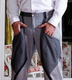 Tango pants tango trousers dance pants art by AbrazosTangoWear