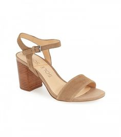 be9531b0371 Sole Society Linny Ankle Strap Sandal Strap Sandals