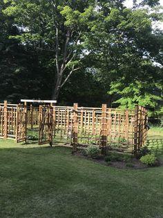 Our Northern Ontario  Island Garden~Garden Breezes