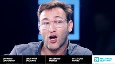 Simon Sinek speaking about Millennials in the workplace of today, The following video is an excerpt from an episode of Inside Quest with Tom Bilyeu. Full cre...