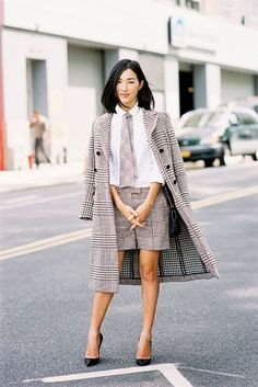 Top 30 Most Adorable Short Suits For Summer 2015 | Fashion Inspo