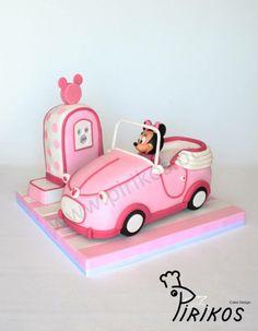 Minnie cake by Pirikos -- love it!!