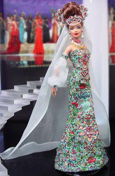 Barbie MISS AZERBAIJAN Ninimomo 2015/2016