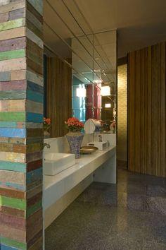 restaurant design washstands idea