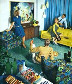 best party ever 1960s