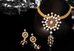 Tibarumal Gems & Jewels specialize in Designer, Jadau, Kundan, Antique, Temple, Victorian and Diamond Jewellery.