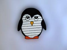 Imãs de geladeira / Magnets - Pinguim 38