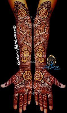Henna design Baby Mehndi Design, Rose Mehndi Designs, Stylish Mehndi Designs, Dulhan Mehndi Designs, Mehndi Design Pictures, Wedding Mehndi Designs, Beautiful Henna Designs, Latest Mehndi Designs, Wedding Henna