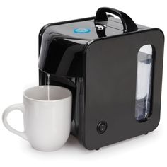 hot tea at the touch of a button hot water - Countertop Water Dispenser