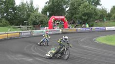 Motocross - 16 Läufe ADAC-Speedway-Team-Cup Holsteinring Brokstedt 28.08.2016
