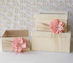 Wedding Card Box @Mary Powers Powers Powers begg
