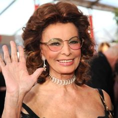 Sophia Loren - later