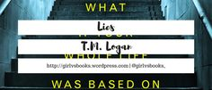 Book Review // Lies by T.M. Logan