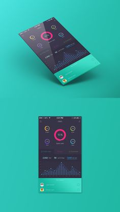 Bigger via #flat #ui #design