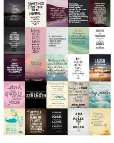 Life Planner Quotes by DigiDiDigitalDesigns on Etsy