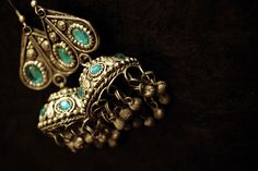 <3 antique silver jewelry :)