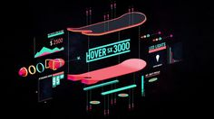 Hoversx3000 animation