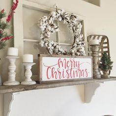 I Spy our Tobacco Basket in Kara's beautiful #ChristmasDecor! Thanks for including AFH in your #holidayhome!