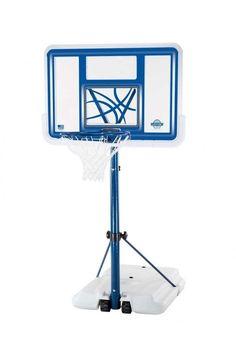Pool Basketball Hoop Shatterproof Backboard Weather Resistant Portable Adjust #Lifetime