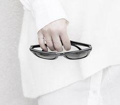 Diese 'Skinny Rings' findet ihr im 3er Set in unserer Schmuck-Auswahl für Frauen. Hier entdecken und shoppen: http://sturbock.me/sMr