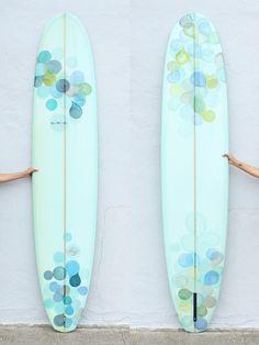 I'm officially longboard Bing Dear and Yonder Model Shaped by Ashley Lloyd with artwork by Serena Mitnik-Miller. Surfboard Art, Skateboard Art, Surf Design, Waves, Skate Surf, Arte Popular, Surf Style, Beach Bum, Ocean Beach