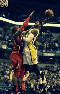 Paul George Indiana Pacers