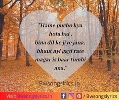 Top 30 best bollywood hindi song lyrics quotes 2020   hindi quotes