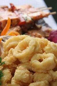 Receta Calamares fritos con mayonesa especial, nuestra receta Calamares fritos con mayonesa especial - Recetas enfemenino