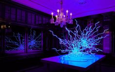 Dale Chihuly: Beyond the Object, London 2014