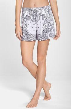 Women's DKNY 'Uptown' Lounge Boxer Shorts