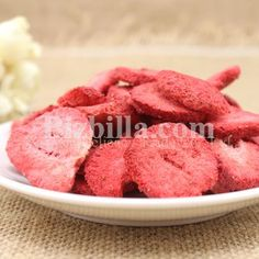 Check out the latest sell offer Crisp Healthy Freeze Dried #Strawberries Sliced / Buy Freeze #DriedFood Bulk of #XiamenDelicacyTradeCoLtd, #Xiamen, #China listed in Bizbilla.com   Keep an eye on<> http://selloffers.bizbilla.com/Crisp-Healthy-Freeze-Dried-Strawberries-Sliced-Buy-Freeze-Dried-Food-Bulk_129240.html   Know More<> http://www.bizbilla.com/xiamen-delicacy-trade-co-ltd  #Bizbillab2b #DriedFruit