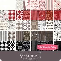 Volume II Yardage Sweetwater for Moda Fabrics
