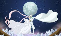 Chibiusa y Helios: Encuentro futuro by AmyroseHaruka on DeviantArt Watch Sailor Moon, Arte Sailor Moon, Sailor Chibi Moon, Sailor Moon Crystal, Cristal Sailor Moon, Chibiusa Y Helios, Manga Love, Anime Love, Sailor Moom