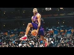 Vince Carter 2000 Slam Dunk Contest All Dunks