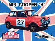 """Cooper""""S"""