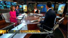 Are you addicted to carbs? by Dr Mark Hyman. Dr. Mark Hyman appears on CBS This Morning to talk about a groundbreaking new study on the addictive nature of sugar.